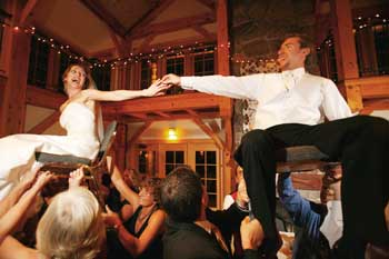 Weddings at Cliffside Lodge